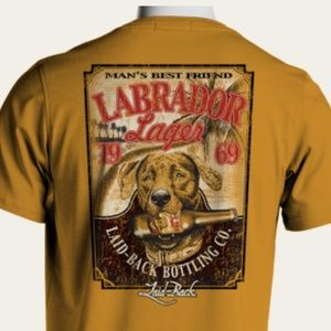 Comfort Colors Labrador Lager Men's T-Shirt